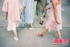 胖女孩怎么穿裙子好看 胖女孩穿搭配裙子