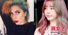 染头发哪些颜色好 2018将流行的发型颜色