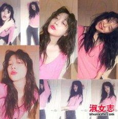 韩国最新发型流行趋势 崔雪莉的卷发怎么弄