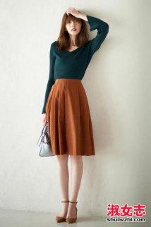 秋天穿裙子腿冷怎么办 教你一招穿出美丽的你