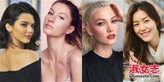 2017福布斯全球模特收入榜 亚洲第一是她