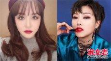韩国网红裸唇妆咬唇妆教程