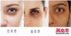 黑眼圈眼袋泪沟怎么通过化妆遮瑕教程