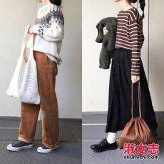 2018年女生日系文艺风格搭配推荐
