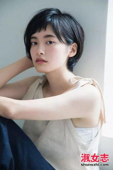 2018流行时尚短发发型图片图片