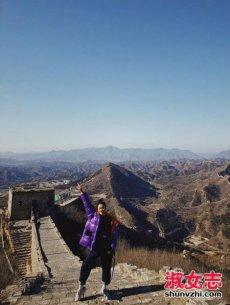 刘雯最新私服 2018年最火的紫色搭配