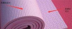 瑜伽垫哪面是正面图片 瑜伽垫正反面怎么区分