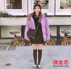 2018年网红示范过年穿衣搭配教程