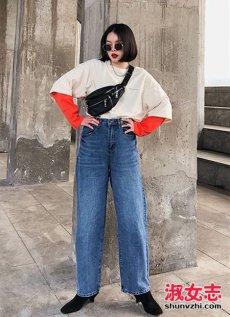 2018流行什么样的裤子 2018年流行什么裤子女