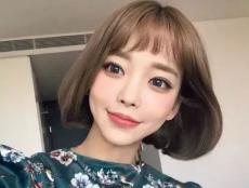 2018年夏天热门的短发 2018年夏天女生短发推荐