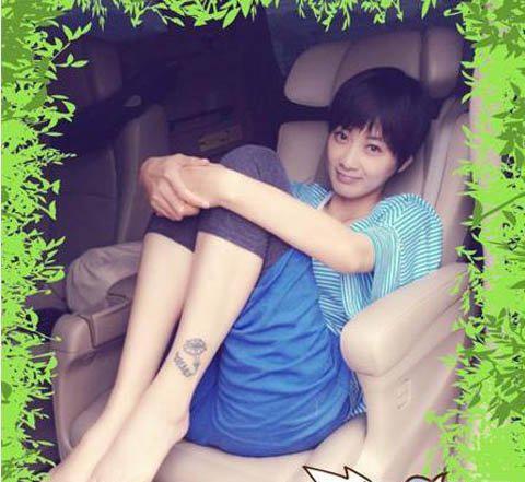 徐翠翠的纹身怎么回事 徐翠翠的资料介绍图片
