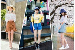 夏天帽子怎么搭配 少女风搭配青春的活力