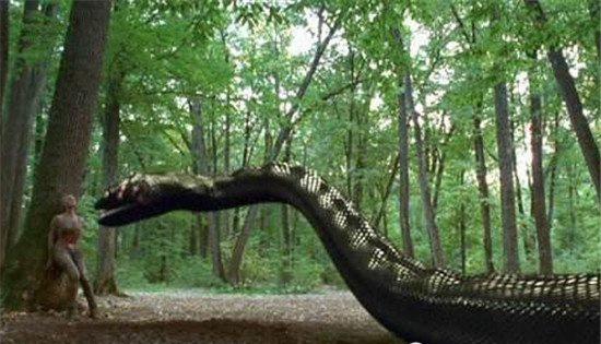 蟒蛇电影巨蟒 关于蟒蛇的电影大盘点