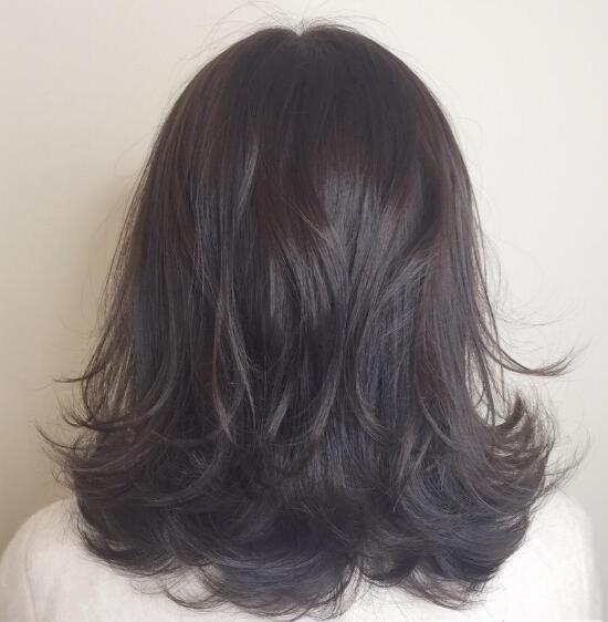 头发要洗两次,尤其男生,油头皮图片
