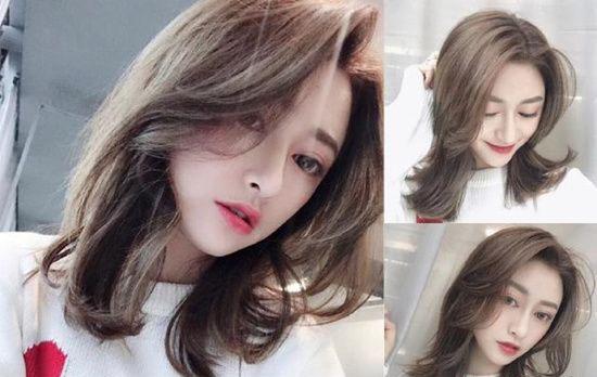 2019流行发型女中长发 2020年流行女发型图片