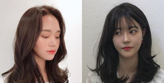 2019流行的刘海发型 效果胜过整容(2)图片