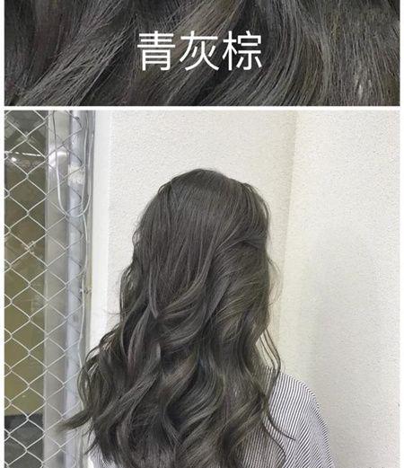 2019发色流行趋势图片_2019洋气显白的发色 小姐姐们的百变造型(2)
