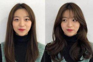 脸大也能靠发型变美 2019女生发型改造图片