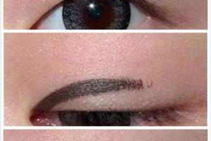 单眼皮怎么画眼线自然 推荐画眼线手法