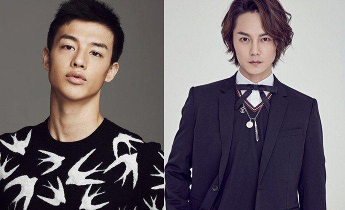 尹正和尹昉是什么关系 同年出生不同地方的人