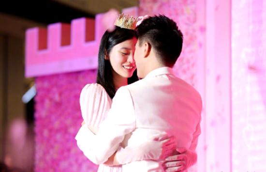 奚梦瑶首谈求婚 一件很浪漫的事情