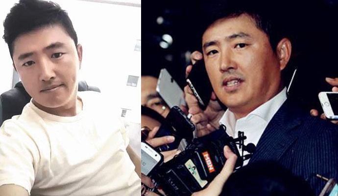 韩国高永泰年轻时的照片 怎么和崔顺实扯上了关系