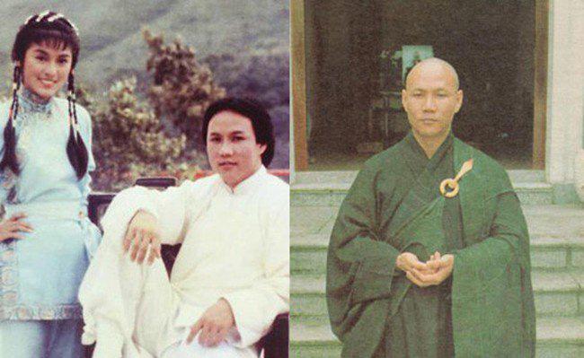 演员黄元申近状与图片 昔日的红小生今日的出家人