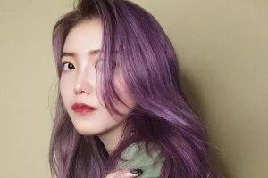 薰衣草紫发色用漂吗 2019年最火发色