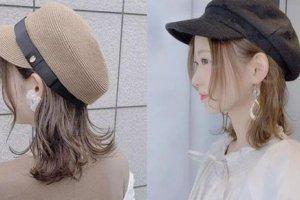 半长不短的头发怎么扎 过渡期发型范本