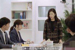 律师徐灵菱资料背景 大家最向往的职场女性