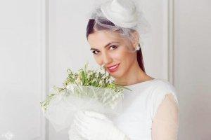 今年最流行的新娘结婚发型推荐