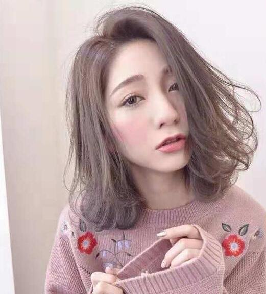 辛芷蕾同款发型