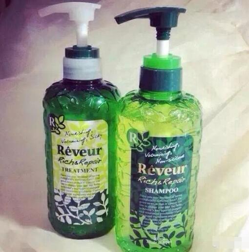 Reveur无硅洗发水