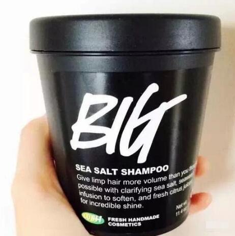 LUSH BIG洗发水