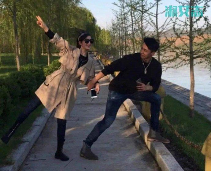王雨馨和黄景瑜照片
