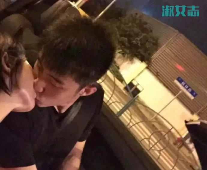 王雨馨黄景瑜接吻照