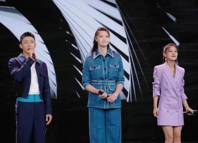 黄景瑜惠若琪同台