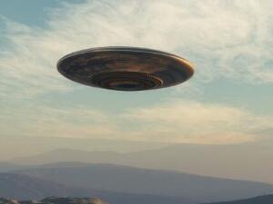 波兰男子拍到罕见UFO清晰照 真实存在ufo还是有人恶搞