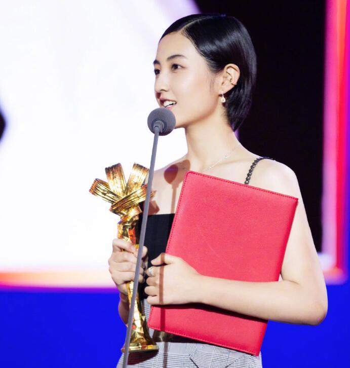 张子枫最受传媒关注女主角